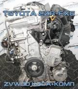 Двигатель Toyota 2ZR-FXE, 1800 куб. см контрактный   Установка Гарантия