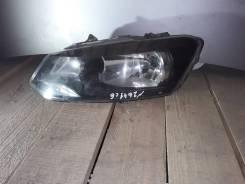 Фара левая Volkswagen Polo Sed 2011> [6RU941015]