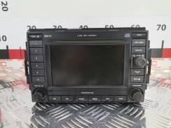 Магнитола Jeep Grand Cherokee 3 05064191AI