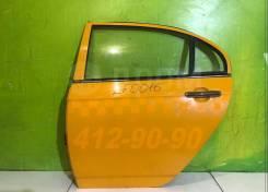 Дверь задняя левая Lifan Solano B6201001