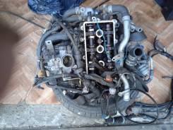 Двигатель K3VET в разбор