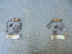 Тормозная система Toyota, задняя