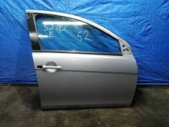 Дверь перед право цвет A31 (серебро) Mitsubishi Galant Fortis CY4A