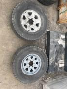 275/70r16 диски с резиной на запаски