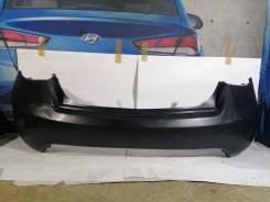 Kia Cerato 2 2008-2013 бампер задний