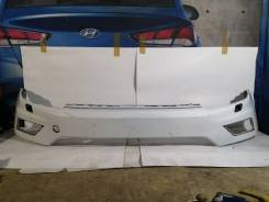 Volkswagen Tiguan 2 2016-2020 бампер передний