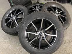 ARMS Design R15 4*100 5.5j et45 + 185/65R15 Dunlop Winter Maxx WM01