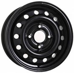 Штампованный диск Тольятти Hyundai Solaris/Kia Rio 3 6.5x16 4x100 ET50.0 D54.1 Черный