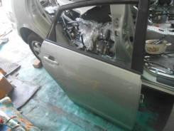 Дверь правая зад цвет 6U0, Toyota Prius 2009, NHW20, 1Nzfxe