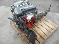 Контрактный Двигатель Toyota, проверенный на ЕвроСтенде в Красноярске.