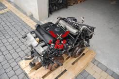 Контрактный Двигатель Volkswagen, проверен на ЕвроСтенде в Красноярске