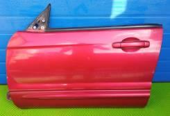 Дверь передняя левая [цвет 22W] Subaru Forester SG5 #6