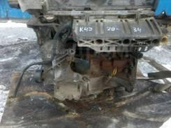 Рено Симбол 2007г двигатель в сборе K4j 98лс пробег 80т км