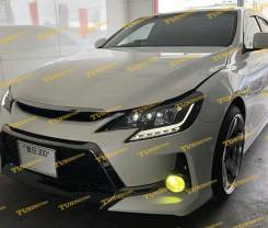 LED Фары Toyota Mark X 130 2012-2019