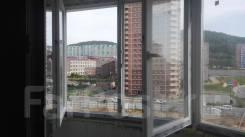 1-комнатная, улица Адмирала Горшкова 69. Снеговая падь, агентство, 32,0кв.м. Вид из окна днём