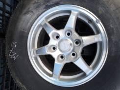 Запасное колесо 265/70/16 MMC Pajero V75W