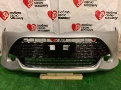 Бампер передний для Toyota Corolla Fielder/Axio 2015-2017г