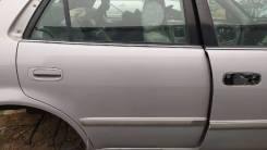 Дверь Toyota Corolla EE111 / пробег 78000 / цвет 1А5