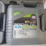 Liqui Moly Special Tec AA. 0W-16, синтетическое, 4,00л.