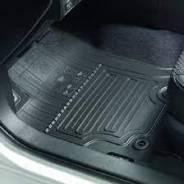 Коврики резиновые чёрные к-т Toyota PZ49K-E3352-RJ PZ49KE3352RJ