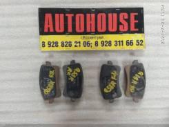 Колодки тормозные задние дисковые к-кт (AUDI A4 2007/ A5/S5 2008/ Q5 2008 [8K0698451C] 8K0698451C