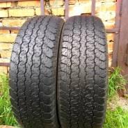 Bridgestone Dueler H/T. летние, 2011 год, б/у, износ 60%