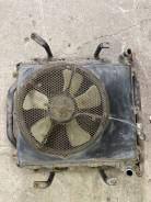 Радиатор охлаждения двигателя Toyota Hiace 1996 KZH106W 1KZ-FE