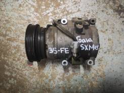Компрессор кондиционера Toyota Gaia SXM15 3SFE 88320-48040