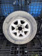 Запасное колесо R16 Yokohama Geolandar 245/70/16