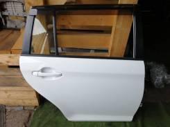 Дверь задняя правая Toyota Corolla Fielder NZE164, 1NZ-FE