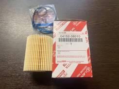 Фильтр масляный 0415238010 оригинал Toyota Япония. Цена 600р 04152-38010