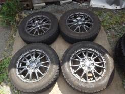 Комплект зимних колес 195/65R15 Goodyear Ice Navi 6