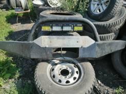 Бампер усиленный вместе с лебедкой УАЗ Буханка
