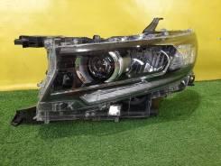 Фара левая Toyota Land Cruiser Prado 150 (2018 - н. в) LED