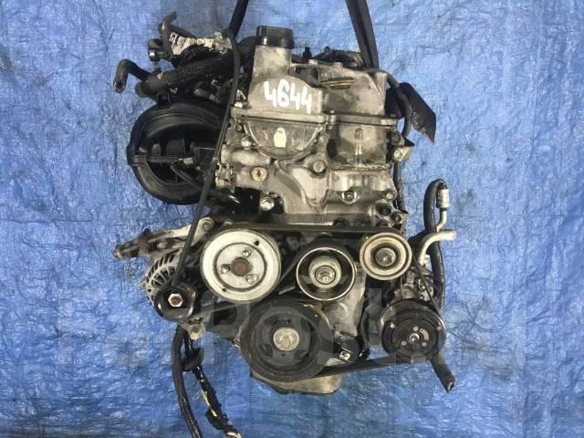 Контрактный ДВС Toyota BB 2008г. QNC21 3SZVE A4644