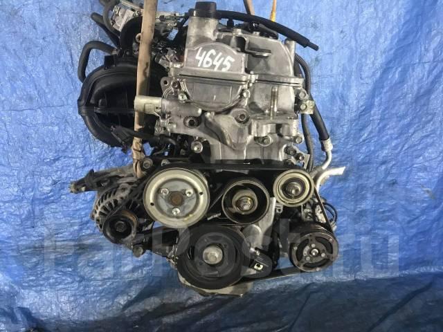 Контрактный ДВС Toyota BB 2006г. QNC21 3SZVE A4645