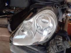Продам битую левую фару Porsche Cayenne 955 2004г