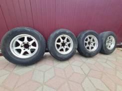 Комплект колес 245/70R16 литье 6/139.7