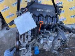 Двигатель Honda FIT [1280079] 1280079
