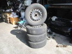 Комплект колес ICE Frontage 195/65R15