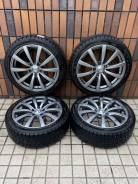 Monza ZACK JP-110 R17 5*114.3 7J ET48 205 / 45R17 Dunlop Wintermax