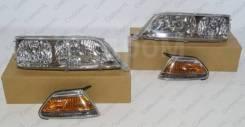 Фары Toyota Mark 2 100/105 96-02гг НЕ SAT! LX100