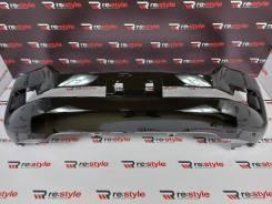 Бампер передний Toyota Land Cruiser 200 с 16г Черный