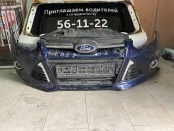 Бампер передний Ford Focus 3 (2011 - 2015) оригинал