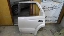 Дверь боковая Toyota Hilux SURF, левая задняя 6700435080