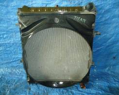 Радиатор ДВС Mazda Titan 8972403123