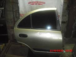 Дверь задняя правая Nissan Almera N16 QG15DE