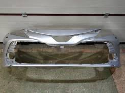 Toyota Camry 17- (v70) Бампер передний б/у 5211906E50