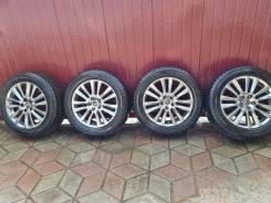 Колеса на Оригинальном литые диски Toyota R18 5*114.3