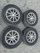 Комплект колес на красивом литье 215 65 15